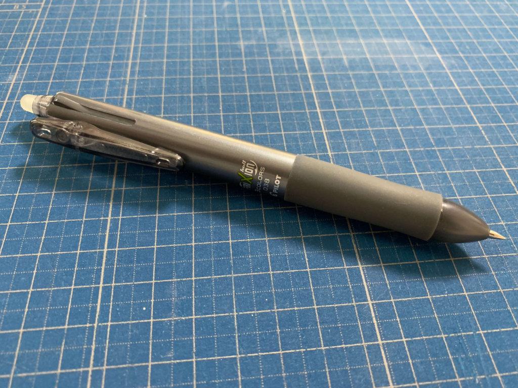 3色フリクションペン